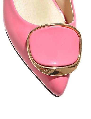 tal de mujer zapatos PDX de charol RwgPf6x6