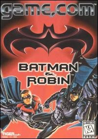 Batman & Robin (Tiger Game.com system)