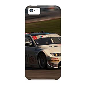 Fashionable ZMDiIdg-8579 Iphone 5c Case Cover For Bmw M3 Gt2 Alms Protective Case