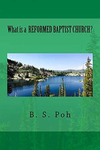 What Is A Reformed Baptist Church?: B  S  Poh: 9789839180268