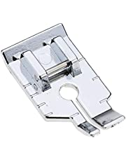 STORMSHOPPING 1/4'' (Quarter Inch) Quilting Patchwork Sewing Machine Presser Foot for All Low Shank Snap-On Singer, Brother, Babylock, Euro-Pro, Janome, Juki, Kenmore, New Home, White, Simplicity