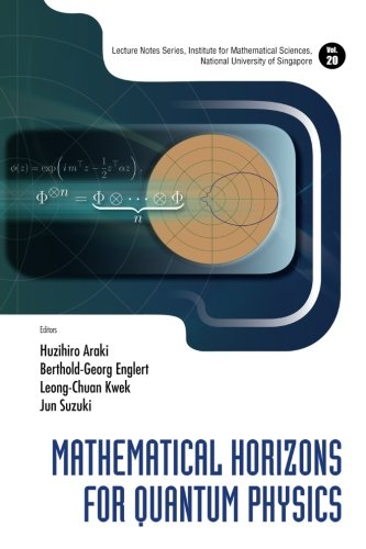 Mathematical Horizons For Quantum Physics