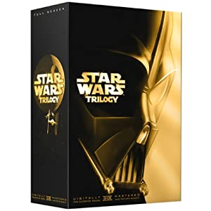 Star Wars Trilogy (A New Hope / The Empire Strikes Back / Return of the Jedi) (Full Screen Edition with Bonus Disc) (1980)