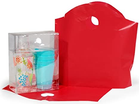 Amazon.com: Red Wave parte superior bolsas de plástico ...