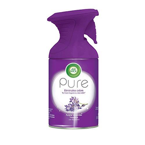 Premium Air Freshener Refill - Air Wick Pure Air Freshener Spray, Purple Lavender, 5.5oz