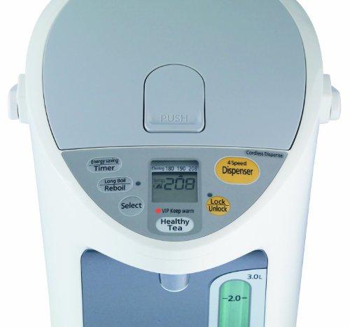 Best of Panasonic NC-HU301P Water Boiler 3.2-Quart with Vacuum Insulated Panel