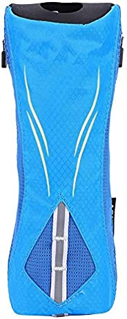 Handheld Water Bottle Waterpoof Soft Hand Hold The Kettle Bag for Trail Running Hiking Camping Marathon Hydrat