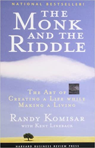 the monk and the riddle Randy komisar joined kleiner perkins caufield & byers in 2005 and focuses on the firm's digital and sustainability practices earlier in his career, he was a co-founder of claris corp, served.