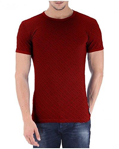 bikkembergs-tshirt-dirk-bikkembergs-red-logo-s-red