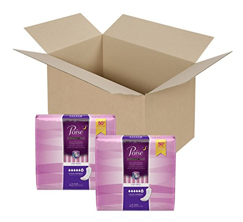 Poise Incontinence Overnight Ultimate Absorbency product image