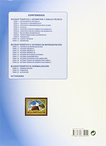 Dibujo Técnico I – 1º Bachillerato – 9788470634949