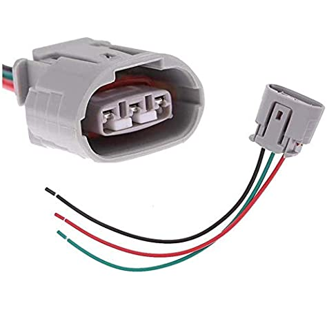Amazon.com: Wire Alternator Regulator Plug Harness Lead Repair 'Pigtail' 3  Wires Regulator Plug for Infiniti EX35 G35, Saab, Suzuki, Audi A8, Nissan  350Z Maxima Rogue, Subaru: AutomotiveAmazon.com