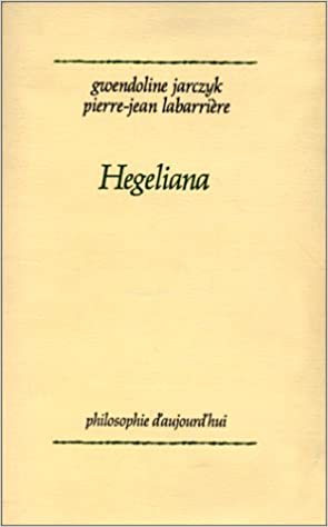 Téléchargement Hegeliana pdf, epub