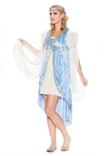 Juliet Halloween Costumes (Delicious Juliet Costume, Multi, Large)