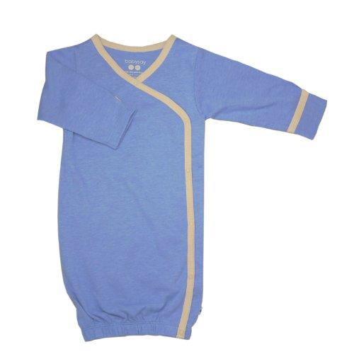 Babysoy Kimono Bundler (Baby) - Lake Blue-0-3 Months