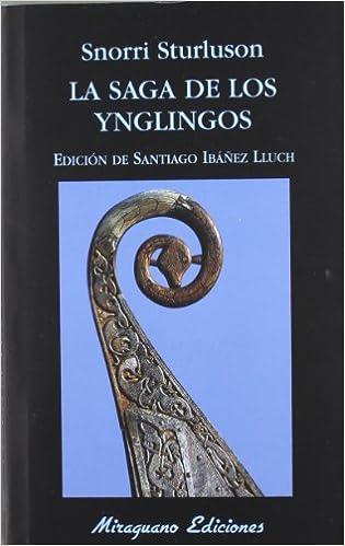 La saga de los Ynglingos - Snorri Sturlusson