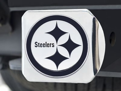 - FANMATS 20867 Hitch Cover (Pittsburgh Steelers)