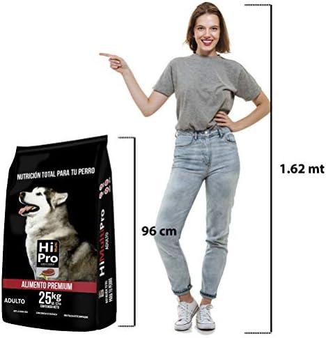 Hi Multipro Alimento Premium Adulto 25kg, 100% Balance Nutricional. con probióticos, Calcio y Proteínas de Alto Valor biológico 4