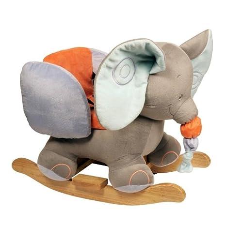 Dondolo Elefante Nattou.Nattou 578332 Dondolo Elefante Amazon It Giochi E Giocattoli