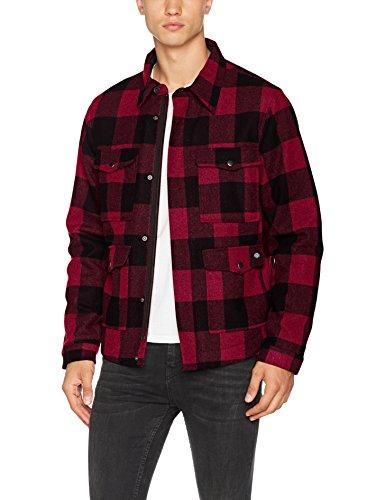 Dickies Red Men's Rd red Coat Bloomsburg rtrAwznFq