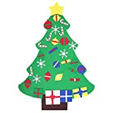 Godagoda DIY Christmas Tree B Christmas Decorations, Children's Handmade Puzzle DIY Solid Christmas Tree, Large Christmas Suspension Gift -1