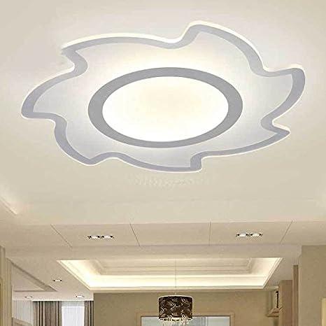 LPLFCeiling Ultra - Thin Lampara de techo dormitorio juvenil ...