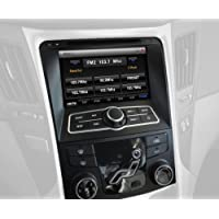CarShow by Rosen CS-HY1120-P11 2011-12 Hyundai Sonata Factory-Look Nav AM/FM with RDS