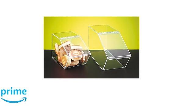 García de Pou 119.43 Dispensador Productos A Granel, 20 x 25 x 26 cm, Transparente: Amazon.es: Industria, empresas y ciencia