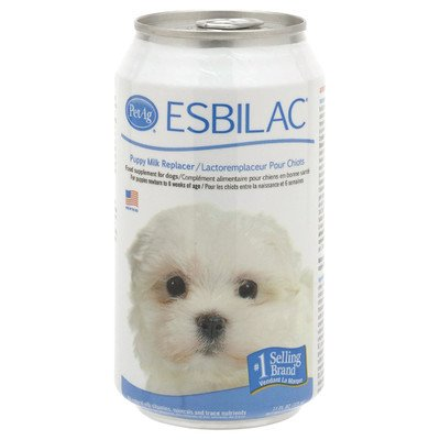 Esbilac Puppy Milk Replacer Liquid [Set of 2] Size: 11 Ounce by Pet Ag