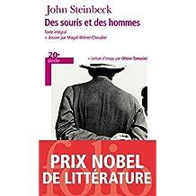 Des Souris et des hommes (Folioplus classiques t. 47) (French Edition)