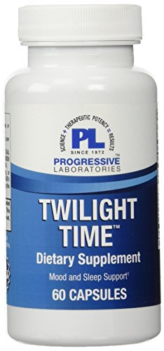 Progressive Labs - Twilight Time 60 caps [Health and Beauty] [Health and Beauty]
