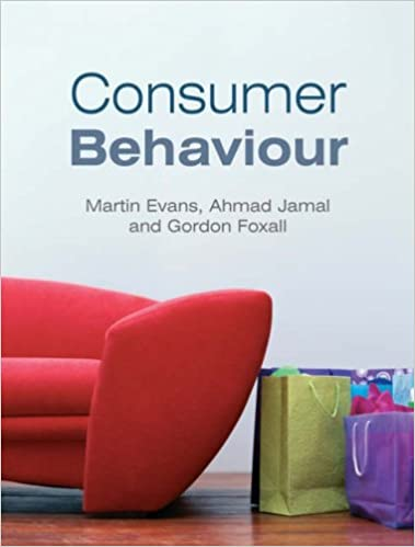 Book Consumer Behaviour