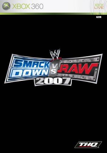 WWE SmackDown! vs. RAW 2007 (Xbox 360) (Wwe Raw Xbox)