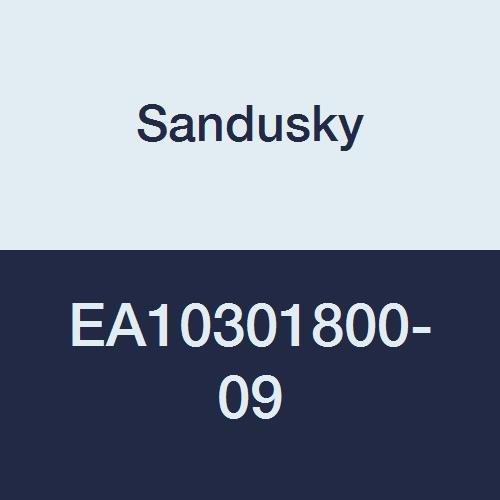 Sandusky Lee EA10301800-09 Extra Shelf for System/Adjustable Models, 30'' W x 18'' D x 1'' H, Black