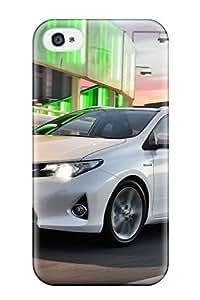 Unique Design Iphone 4/4s Durable Tpu Case Cover Toyota Auris 18