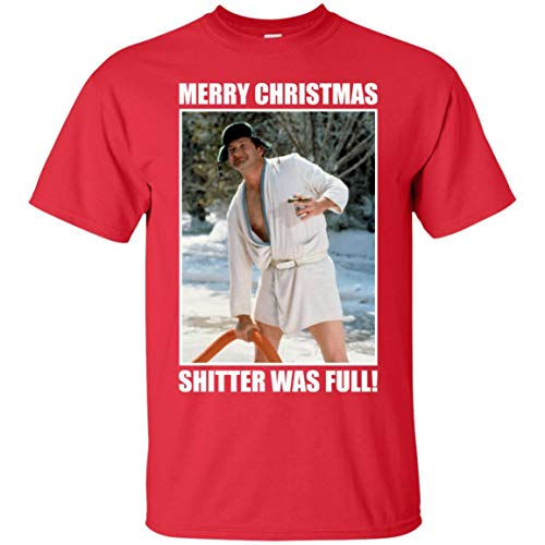 Eddie Griswold Costumes - Cousin Eddie Merry Christmas Shitters Full