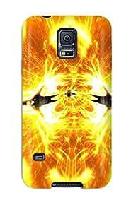 Jesus Hutson castillo's Shop New Arrival Premium Galaxy S5 Case(cool Screensavers) 9047288K44538959