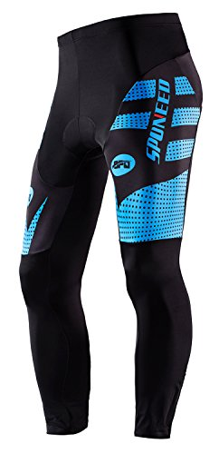 sponeed Men's Bicycle Pants 4D Padded Cycling Tights Leggings Outdoor Cyclist Riding Bike Wear – DiZiSports Store