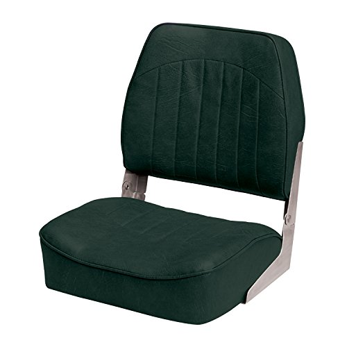 Wise 8WD734PLS-713 Low Back Boat Seat, Green by Wise (Image #1)
