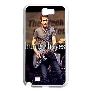 diy Custom Case Cover for SamSung Galaxy Note2 n7100 - Hunter Hayes case 7