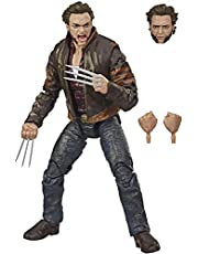 Marvel Hasbro Marvel Legends Series X-Men Wolverine Collectible Action Figure Toy, 6 inch