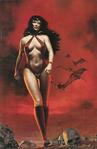 Vampirella Quarterly: Halloween 2008#1C VF/NM ; Harris comic book -