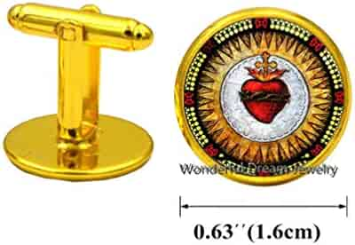 Shopping Golds - Religious - Cuff Links - Jewelry - Men