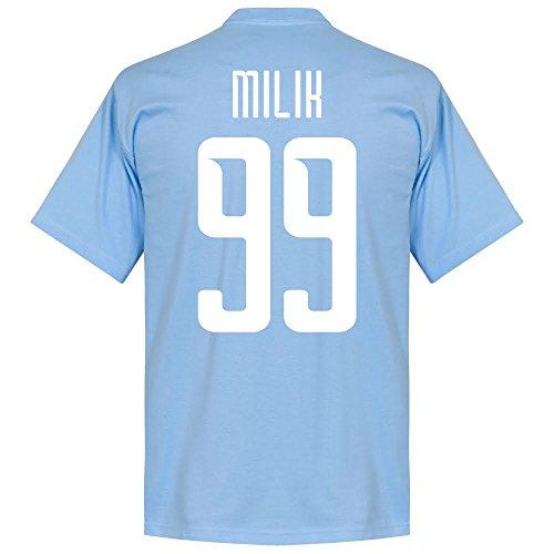 Neapel Milik T-shirt - hellblau