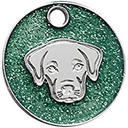 Suesshop Pet Collar, Vet Recommended Pet ID Tag Dog Name Tags Personalized, Dog ID Tag, Cat Collar Cat Supplies Dog Collar with Bell, Custom Dog Collar Pet Tags for Dogs Engraved Dog Accessories