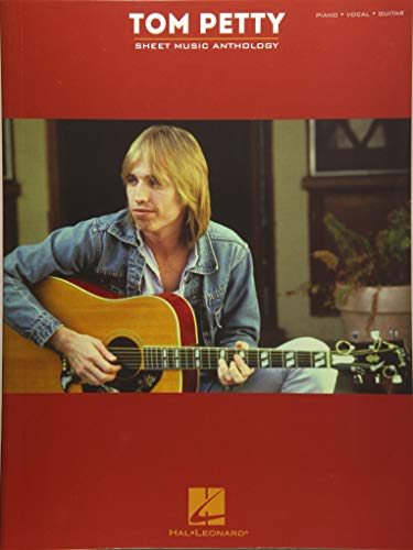 Tom Petty Sheet Music Anthology (Sheet Pvg Book Music)