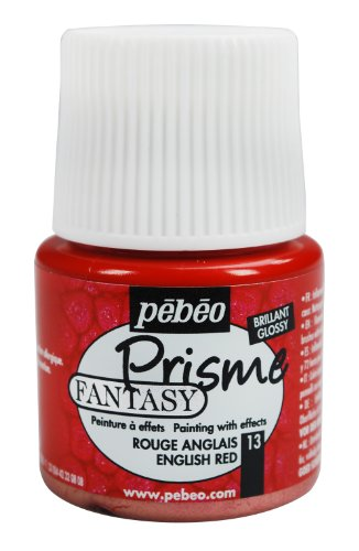 Pebeo Fantasy Prisme Paint English