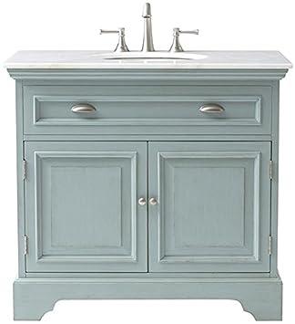 Sadie Single Bath Vanity, 35u0026quot;Hx38u0026quot;Wx21.5u0026quot ...