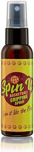Spin-iT Basketball Hand Grip Spray | Better Grip for Indoor Basketball & Outdoor Basketball | Compliment t