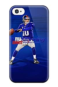 Hard Plastic Iphone 4/4s Case Back Cover,hot Eli Manning Case At Perfect Diy